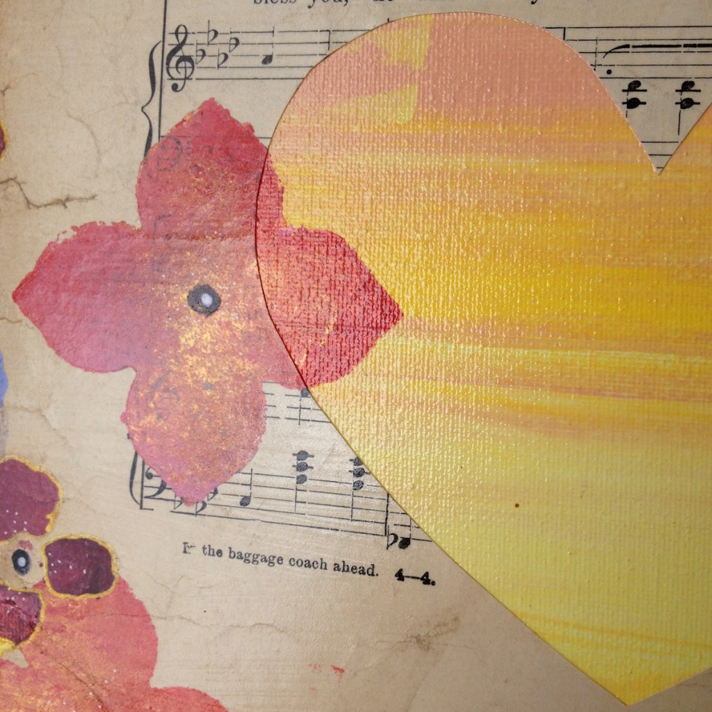 Fragment of Heart Song-detail 2_Mika Harmony
