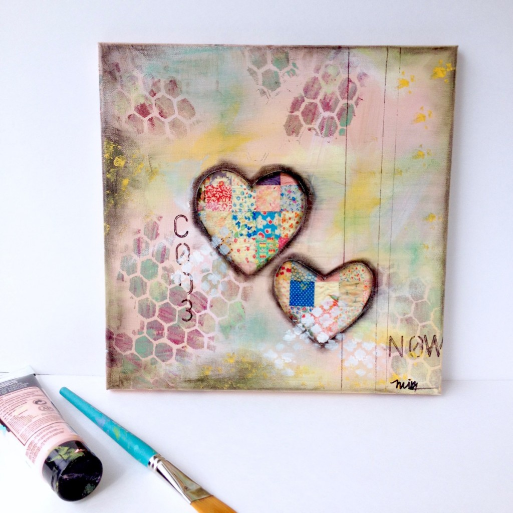 Patchwork of Love_by Mika Harmony