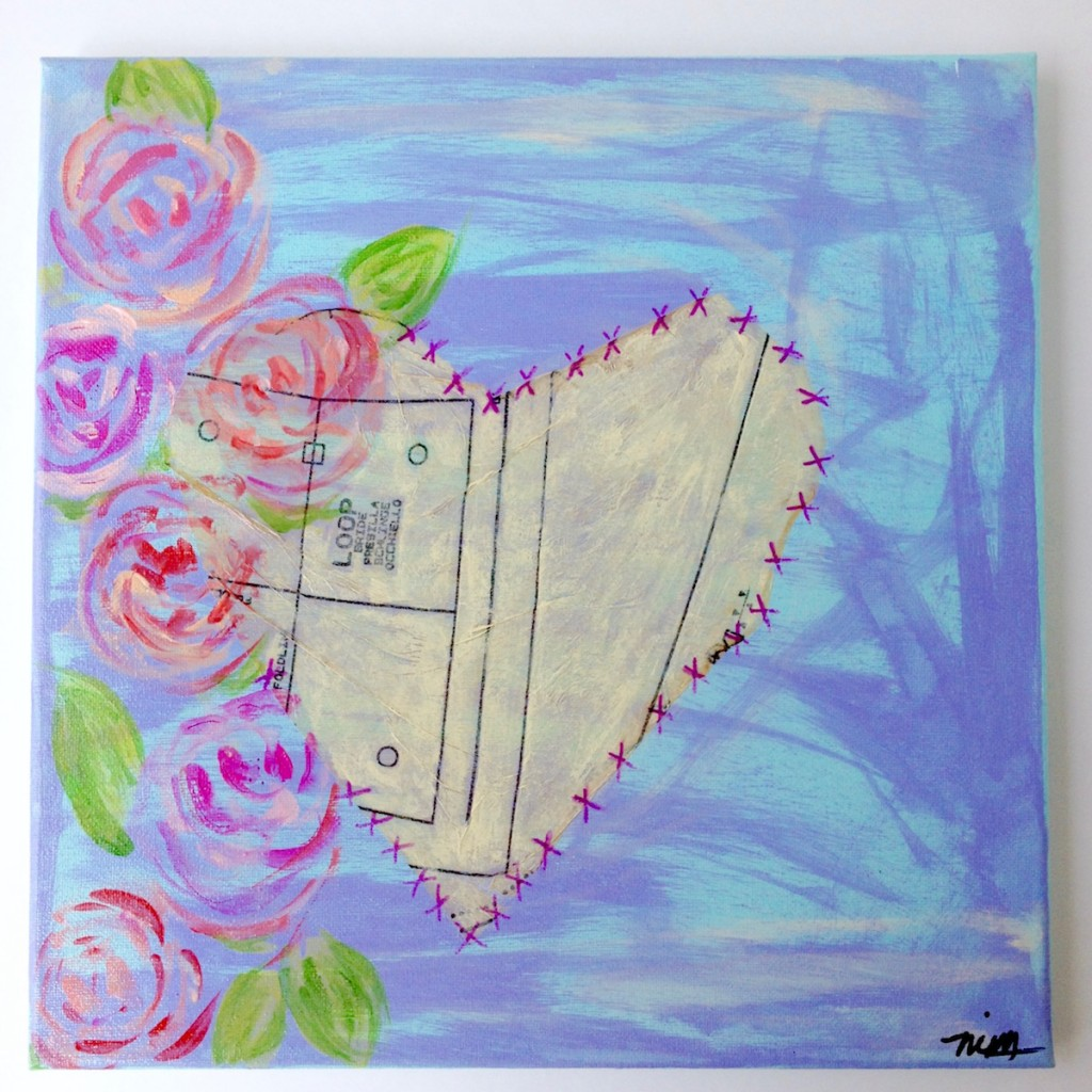 Spring Bouquet_Alt view_Mika Harmony