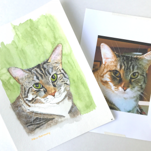 tiger-tabby-kitty-watercolor-painting-in-honor-of-cat-by-mika-harmony