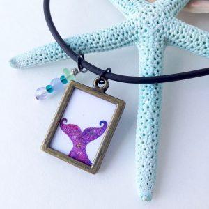 Ocean Inspired Jewelry: Seahorse and Mermaids